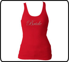 bride, bridesmaids, tank, tops, gifts, wedding gifts, bridal shower gifts, mr mrs gifts, bride gifts