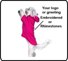 customized dog clothing, extra small dog clothes, dog tshirts, dog jackets, dog sweaters